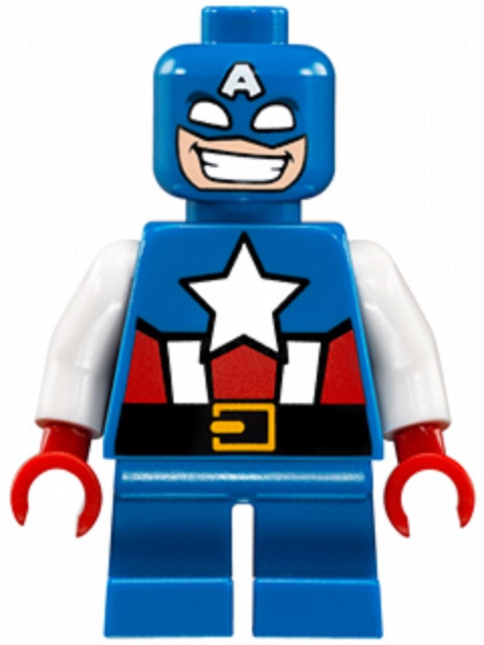 76062 Mighty Micros Bane Minfiig LEGO® Superheroes