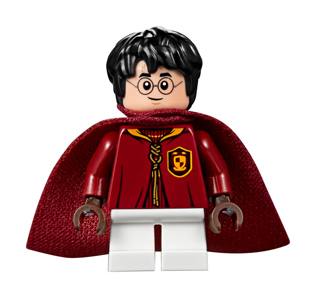 lego® harry potter quidditch minifig from 75956  the