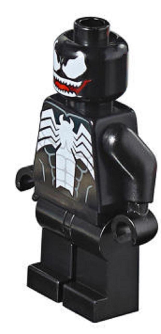 Brand New LEGO Super Heroes Venom from Set 76115 LEGO Bau- & Konstruktionsspielzeug