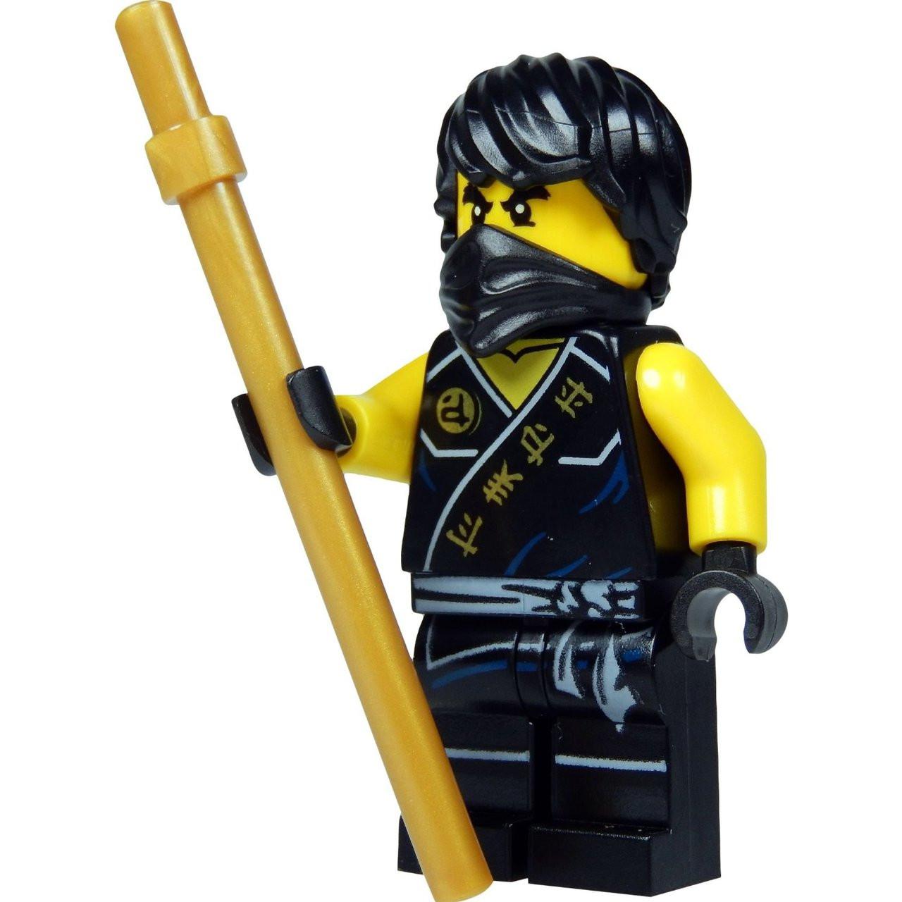 Lego Ninjago Cole Sleeveless Minifigure 2015 Tournament