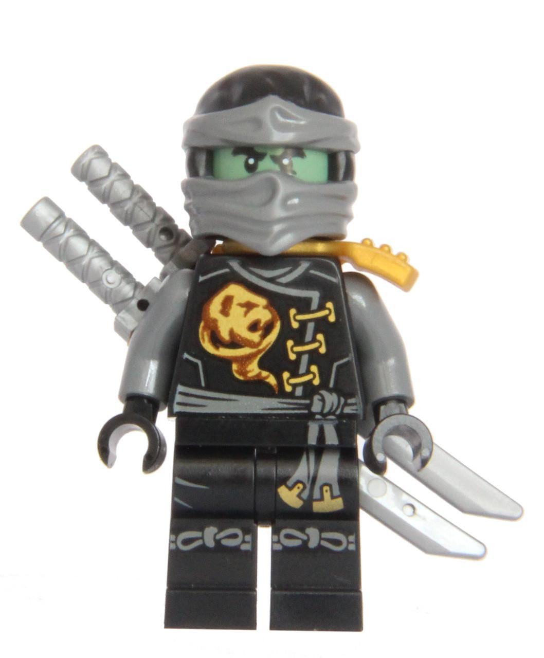 Lego Ninjago Cole Skybound 2016 Ghost