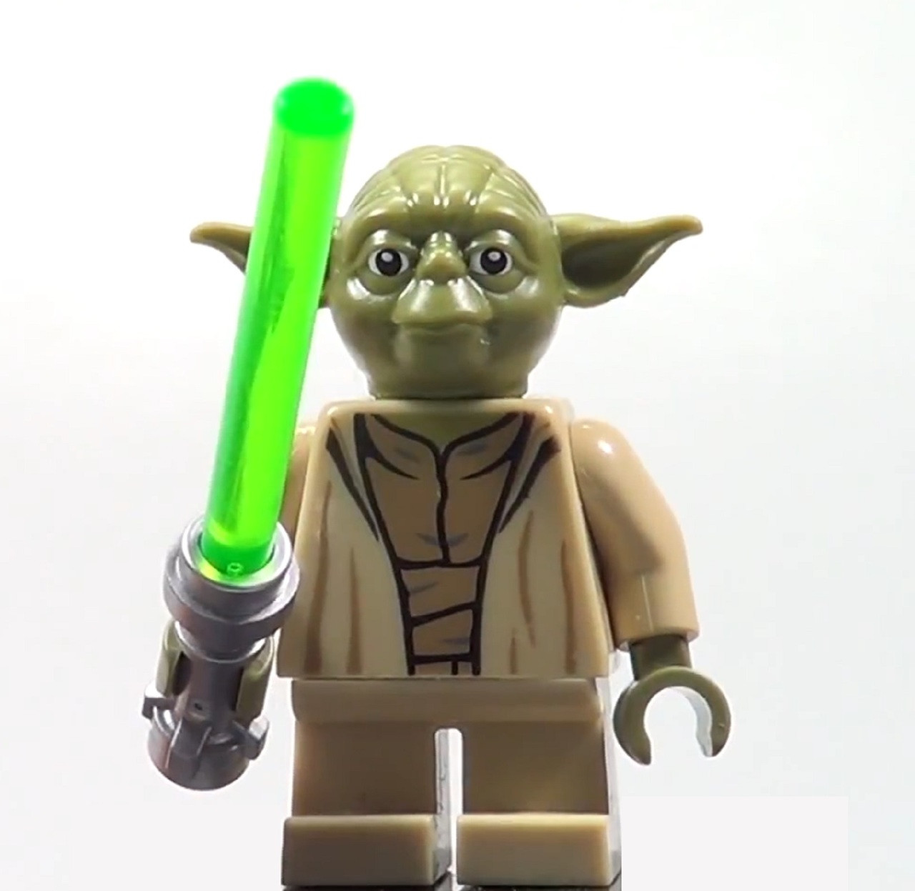 lego® star wars yoda minifig from 75017  the brick people