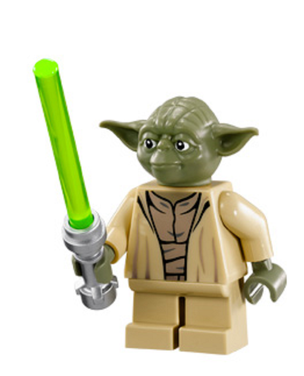 LEGO® Star Wars from 75208 Yoda minifig with walking stick