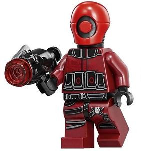 LEGO® Star Wars™ Guavian Security Soldier minifig