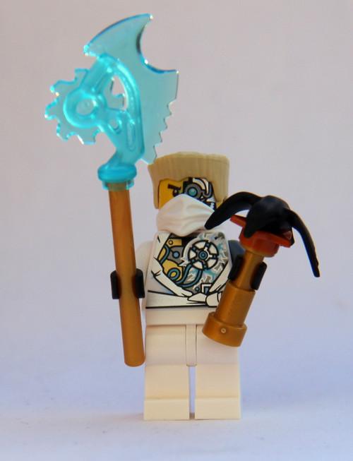 2014 LEGO 70723 - NINJAGO - NINJA Techno Jay - Mini Fig ...  |Lego Ninjago Techno Suits