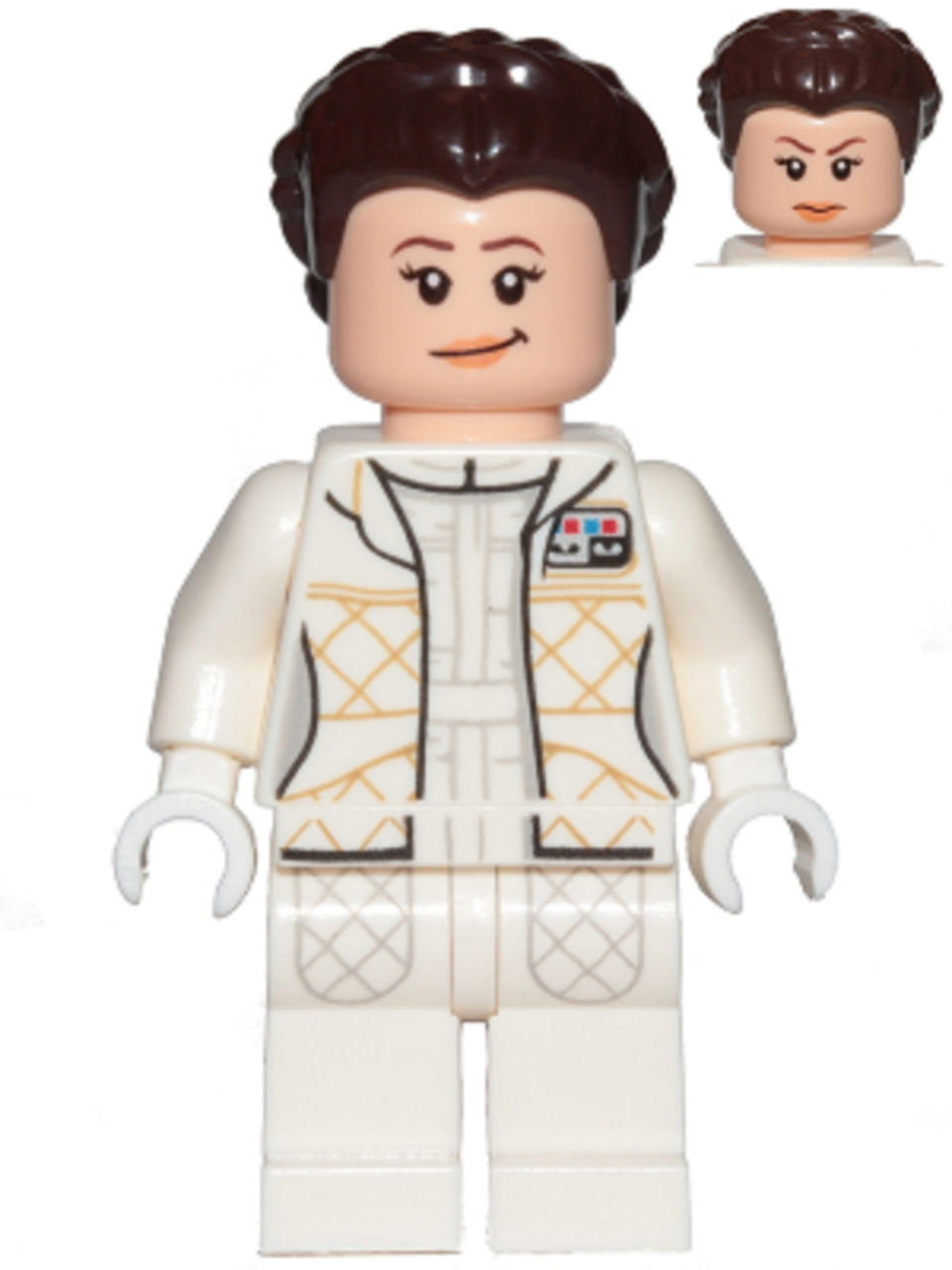 Princess Leia minifigure  *NEW* from set 75203 LEGO Star Wars