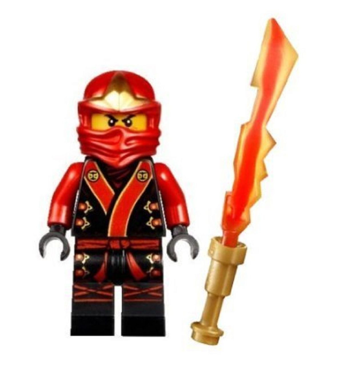 lego® ninjago  kimono kai  elemental sword  the brick