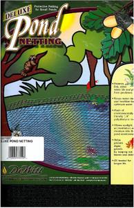 Dewitt Deluxe Pond Netting