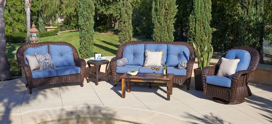 Briarwood Resin Outdoor Wicker Furniture