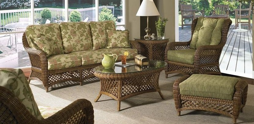 Resin Outdoor Wicker Furniture