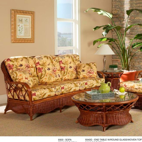 East Wind Wicker Furniture Collection