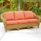 Wicker Charleston Sofa