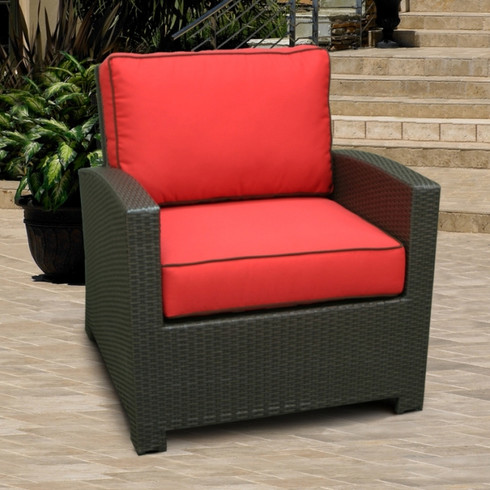 NCI Cabo Wicker Chair