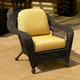 Charleston Chair - Espresso