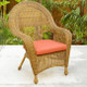 Charleston Dining Chair - Walnut