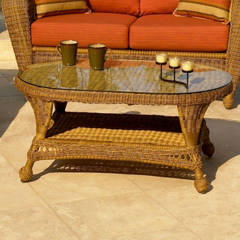 Charleston Coffee Table - Walnut
