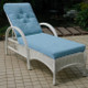 Darby Chaise Lounge - Cocoa