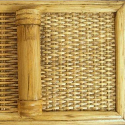 Desert Finish - Classic Rattan finish