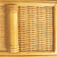 Harvest Finish - Classic Rattan finish