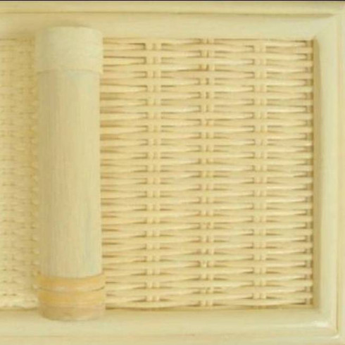 Pearl Finish - Classic Rattan finish