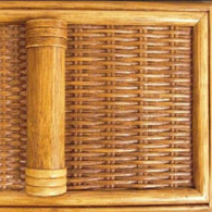 Sandawood - Rattan finish
