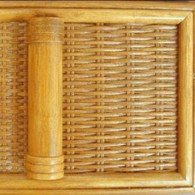 Toast Finish - Rattan finish