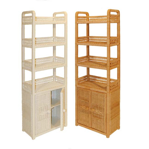 Oblong Stand | Wicker