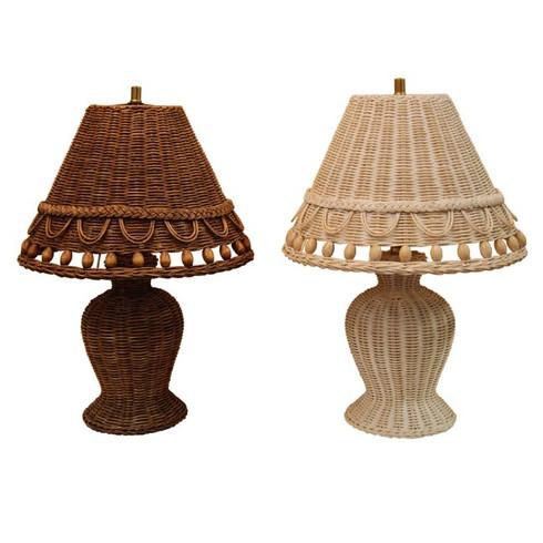 Small Beaded Lamp
