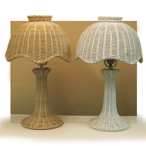 Small Lotus Lamps