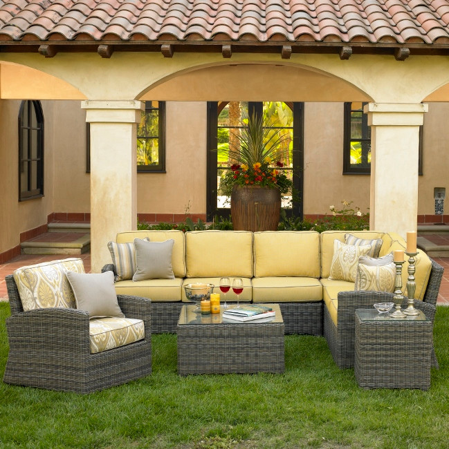 Bainbridge Collection Country View Wicker