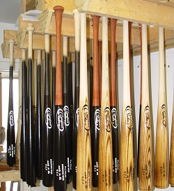 How To Care For Your Wooden Baseball Bat Carolina Clubs Custom