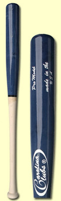 Carolina Clubs Youth Wood Bat: Pro Model
