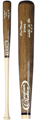 Carolina Clubs Maple Bat: Pro Model 31943