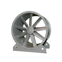 American Fan Flakt Woods JM Aerofoil Model 56JM/20/4/6 Fan 1.5 HP TEAO 230/460 Volt