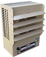 10 kW UHIR Commercial / Industrial Electric Unit Heater for Non-Hazardous Areas 480/3