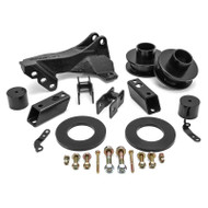 "READYLIFT 66-2726 2.5"" LEVELING KIT WITH TRACK BAR RELOCATION BRACKET"