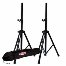 PRO-X T-SS18P (2) Speaker Stands & Carry Bag $5 Instant Coupon Use Promo Code: $5-OFF