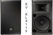 EV ELX115 Live X Passive PA System Speaker Pair $20 Instant Coupon Use Promo Code: $20-OFF