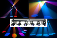 CHAUVET 6SPOT LED light Package