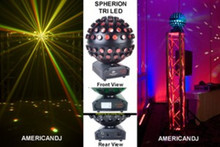 American DJ spherion tri LED $10 Instant Coupon use Promo Code: $10-OFF