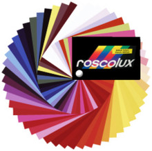 "Primary Color Pack 4 Rosco 12"" photography filters"