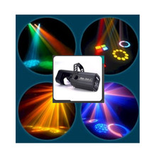 Geni Mojoscan II Scanner DMX 15 colors 13 gobos $20 Instant Coupon use Promo Code: $20-OFF