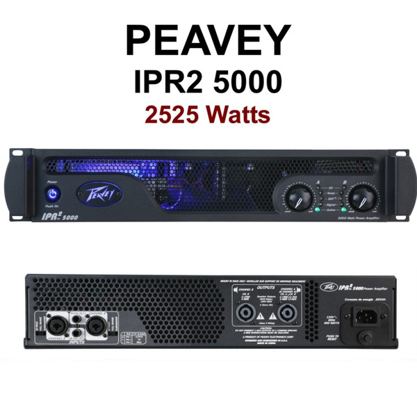 peavey ipr2 5000 lightweight quality rackmount amplifier 30 instant coupon use promo code 30. Black Bedroom Furniture Sets. Home Design Ideas