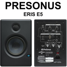 PRESONUS ERIS E5 140w Total Active Studio Reference Monitor Pair $10 Instant Coupon use Promo Code: $10-OFF