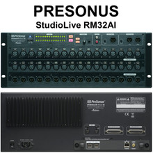 Presonus Studiolive rm32ai rackmount 32 Channel digital mixer $50 Instant Coupon use Promo Code: $50-OFF