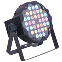 XSTATIC FUSION RGBWA Black Par36 LED Remote Control Wash Light