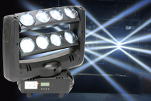AMERICAN DJ CRAZY 8 Intelligent LED Moving Light $35 Instant Coupon Use Promo Code: $35-OFF