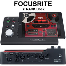 FOCUSRITE iTRACK DOCK Recording Interface