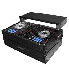 PRO-X XS-DDJSX-WLTBL All Black Pioneer ATA Case with Sliding Laptop Shelf $5 Instant Coupon Use Promo Code: $5-OFF