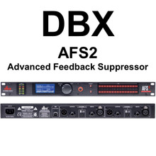 DBX AFS2 Advanced Feedback Suppressor $5 Instant Coupon Use Promo Code: $5-OFF
